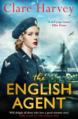 The English Agent - Harvey, Clare