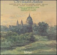 The English Anthem, Vol. 1 - Alan Green (tenor); Andrew Lucas (organ); Charles Gibbs (bass); Christopher Royall (alto); Geoffrey Shaw (bass);...