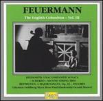 The English Columbias, Vol. 3 - Emanuel Feuermann (cello); Gerald Moore (piano); Michael Taube (piano); Myra Hess (piano); Paul Hindemith (viola);...