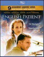 The English Patient [Blu-ray] - Anthony Minghella