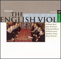 The English Viol - Catherine Bott (soprano); Fretwork; Jeremy Budd (treble); Michael Chance (counter tenor); Red Byrd