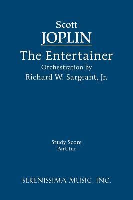 The Entertainer - Study Score - Joplin, Scott, and Sargeant, Richard W