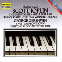 The Entertainer: The Ragtime Music of Scott Joplin & George Gershwin - Various Artists