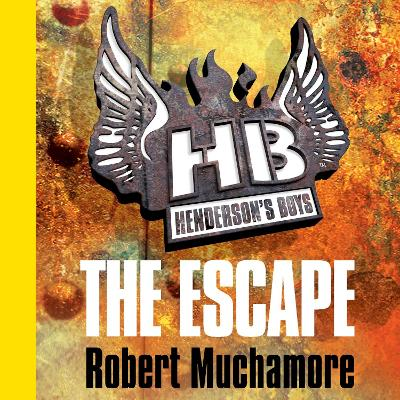 The Escape - Muchamore, Robert, and Scardifield, Simon (Read by)