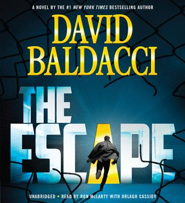 The Escape - Baldacci, David, and McLarty, Ron (Read by), and Cassidy, Orlagh (Read by)