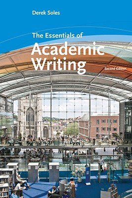 derek soles academic essay Author name derek soles title the academic essay: how to plan, draft, write and edit 2e revised binding soft cover book condition new.