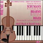 The European Busch-Serkin Duo Recordings, Vol. 2