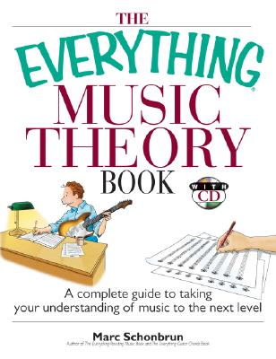 Image Result For Everything Music Theory Book Marc Schonbrun