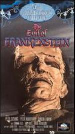 The Evil of Frankenstein [2 Discs] [Blu-ray]