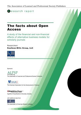 The Facts about Open Access - Kaufman, Cara