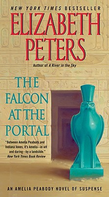 The Falcon at the Portal - Peters, Elizabeth