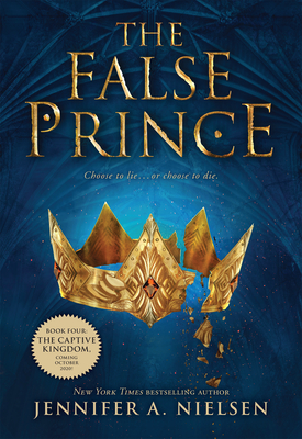 The False Prince - Nielsen, Jennifer A
