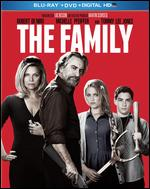 The Family [2 Discs] [Includes Digital Copy] [UltraViolet] [2 Discs] [Blu-ray] - Luc Besson
