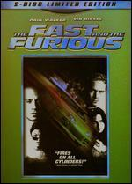 The Fast and the Furious [Limited Edition] [2 Discs] [Includes Digital Copy]