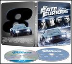 The Fate of the Furious [SteelBook] [Includes Digital Copy] [Blu-ray/DVD] [Only @ Best Buy]