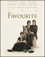 The Favourite [Includes Digital Copy] [Blu-ray/DVD]
