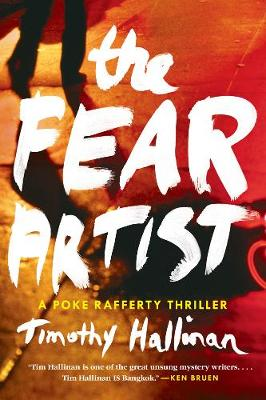 The Fear Artist - Hallinan, Timothy