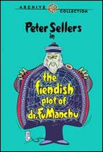 The Fiendish Plot of Dr. Fu Manchu - Piers Haggard