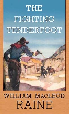 The fighting tenderfoot - Raine, William MacLeod