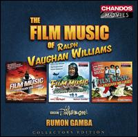 The Film Music of Ralph Vaughan Williams [Collectors Edition] - Rumon Gamba
