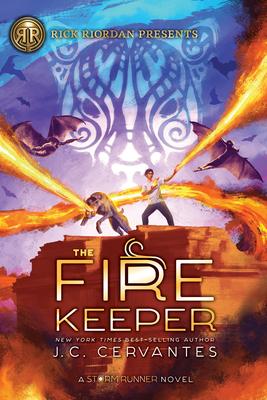 The Fire Keeper - Cervantes, J C