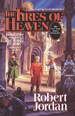 The Fires of Heaven - Jordan, R, and Jordan, Robert