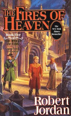 The Fires of Heaven - Jordan, Robert