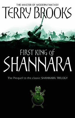 The First King Of Shannara - Brooks, Terry