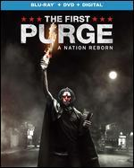 The First Purge [Includes Digital Copy] [Blu-ray/DVD]