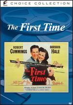 The First Time - Frank Tashlin