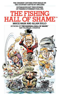 The Fishing Hall of Shame - Nash, Bruce