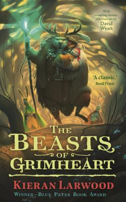 The Five Realms: The Beasts of Grimheart: Podkin Book 3 - Larwood, Kieran