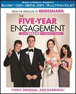 The Five-Year Engagement [UltraViolet] [Includes Digital Copy] [Blu-ray/DVD] [2 Discs]