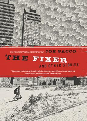 The Fixer and Other Stories - Sacco, Joe