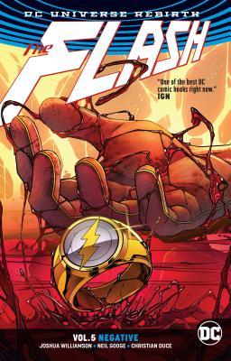 The Flash Vol. 5: Negative (Rebirth) - Williamson, Joshua