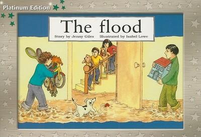 The Flood - Giles, Jenny, X