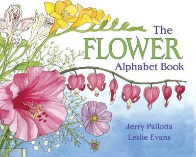 The Flower Alphabet Book - Pallotta, Jerry