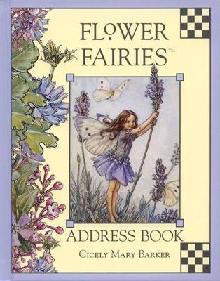 The Flower Fairies Address Book - Barker, Cicely Mary