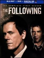 The Following: The Complete First Season [7 Discs] [Blu-ray/DVD]