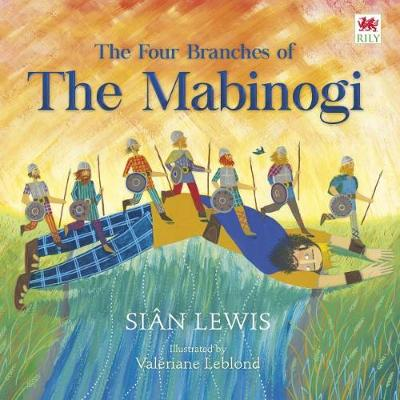 The Four Branches of the Mabinogi - Lewis, Sian