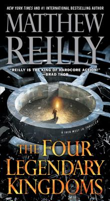 The Four Legendary Kingdoms, 4 - Reilly, Matthew