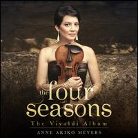 The Four Seasons: The Vivaldi Album - Anne Akiko Meyers (violin); English Chamber Orchestra; David Lockington (conductor)