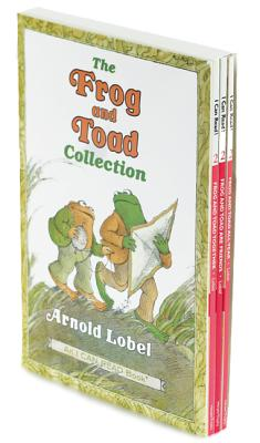The Frog and Toad Collection Box Set - Lobel, Arnold (Illustrator)