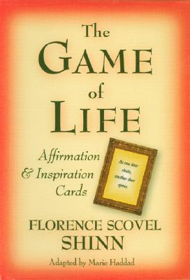 The Game of Life Affirmation and Inspiration Cards: Positive Words for a Positive Life - Shinn, Florence Scovel, and Haddad, Marie (Adapted by)
