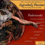 The Genesis Recordings of Legendary Pianists, Vol. 2