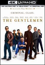 The Gentlemen [Includes Digital Copy] [4K Ultra HD Blu-ray/Blu-ray]