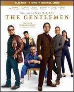 The Gentlemen [Includes Digital Copy] [Blu-ray/DVD]