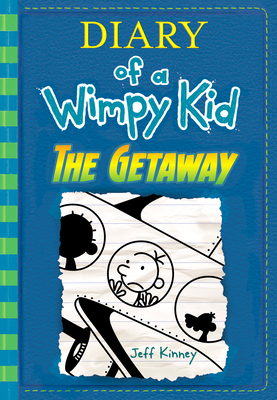 The Getaway (Diary of a Wimpy Kid Book 12) - Kinney, Jeff