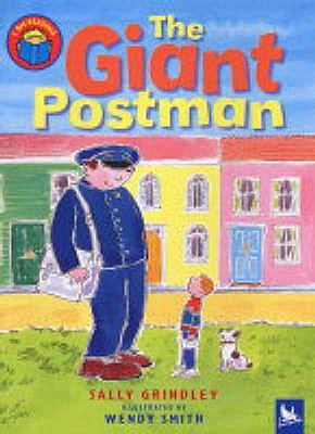 The Giant Postman - Grindley, Sally
