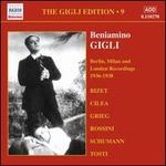 The Gigli Edition, Vol. 9: Berlin, Milan and London Recordings, 1936-38